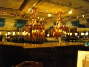 店内(ケンピ ドイツビール)1