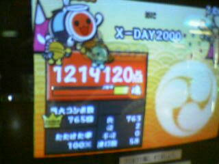 X-DAY2000