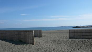 海まで徒歩4分のサーファーは感激の海近い立地です!!