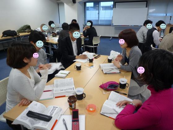 「日本の論点2009」読書朝食会の様子☆