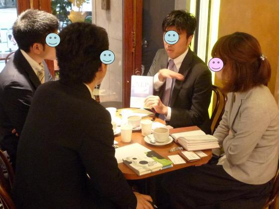 関西出身の方が多かったグループ♪