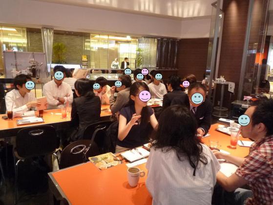 第78回読書朝食会@赤坂サカス