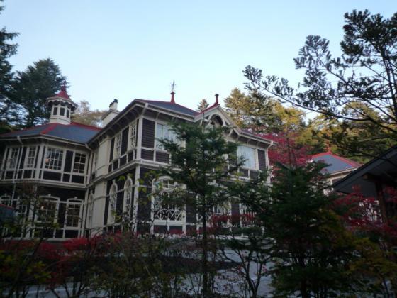 旧三笠ホテル♪