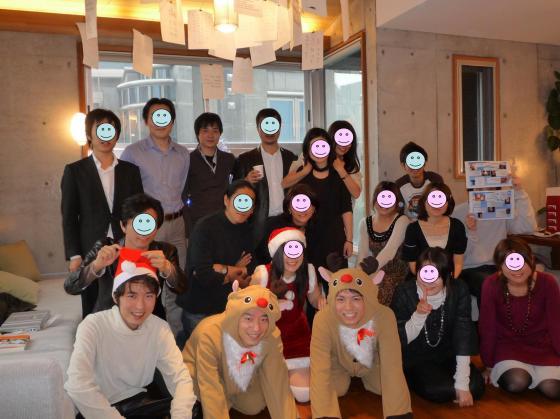 リーラボ@クリスマスパーティー☆