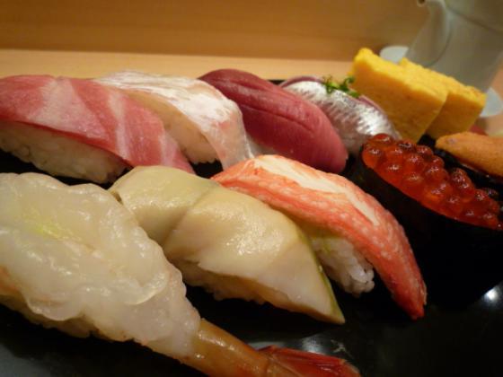 2,630円のお寿司♪
