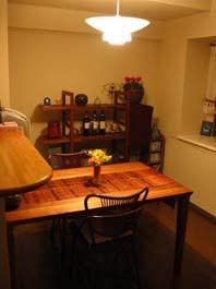 イゲッタでそろえた家具
