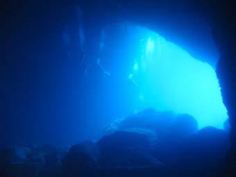 洞窟その③