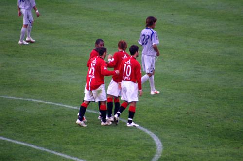 愛媛FC戦