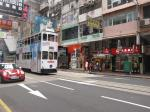 Walking around Hong Kong