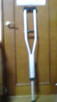 090208 松葉杖