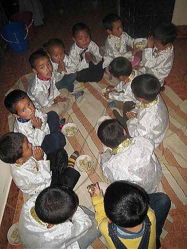 食事の祈り
