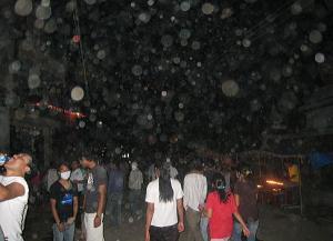 サカダワ前夜のコルラ