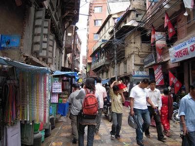 ネパール市内2