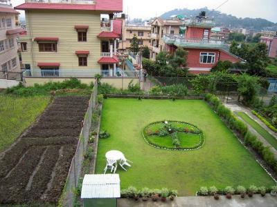 クンデ・ハウスの庭
