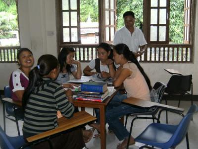 授業後の自由学習2