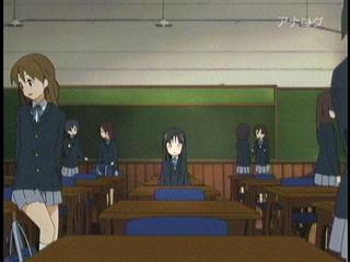 アニメ『けいおん!』第8話より その2