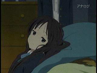 アニメ『けいおん!』第11話より その3