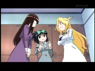 アニメ『咲』第10話より その2