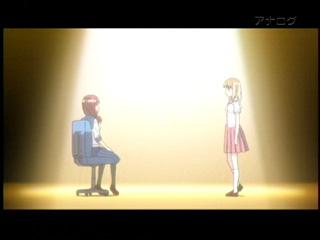 アニメ『咲』第11話より その4