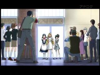 アニメ『咲』第6話より その2