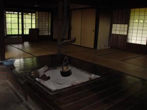 【水道屋】屋内の様子