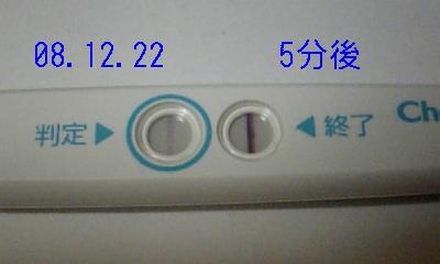 12/22チェックワンファスト5分後