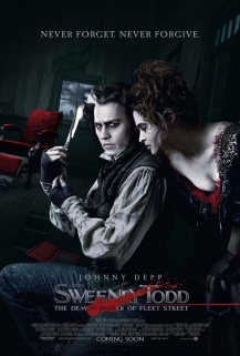 SWEENEY TODD -THE DEMON BARBER OF FLEET STREET-