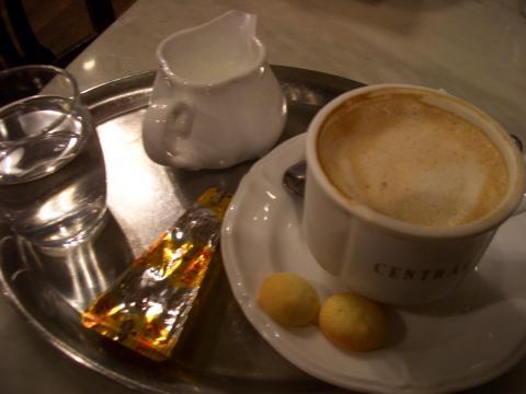 ウィンナコーヒー