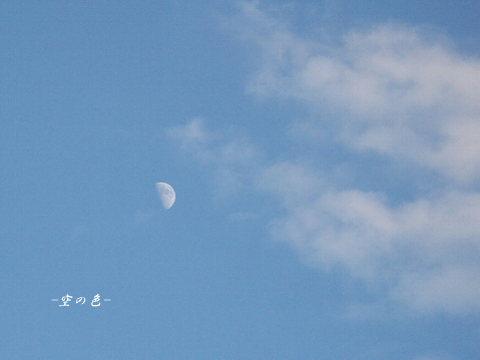 雲を待ってパチリ^^