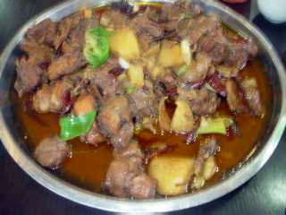 新疆博格達餐庁2