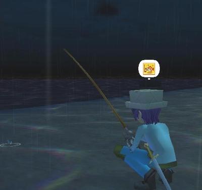 夜釣りのわたしぃい~親の心にぃ~そm