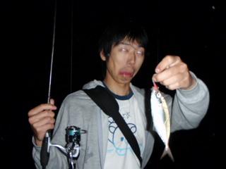 川崎先生とアジ
