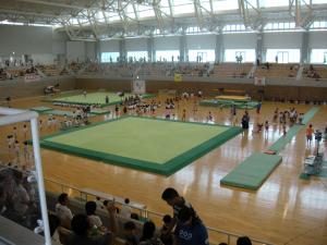 小学生体操競技大会