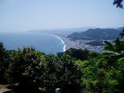 七里御浜が!!