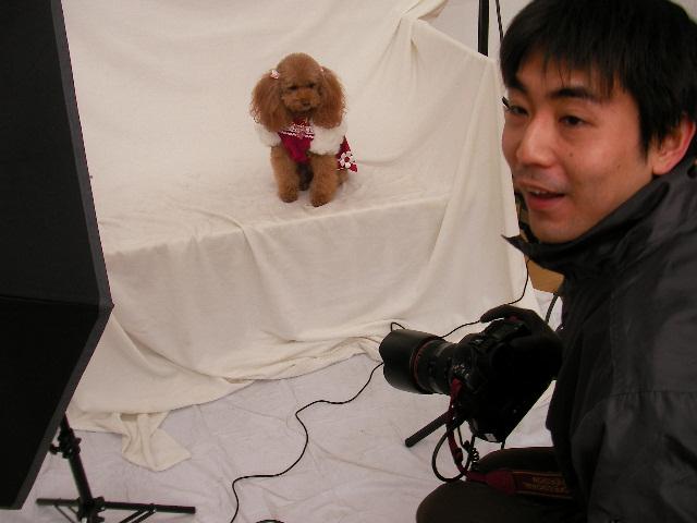 myuuとカメラマン