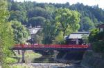 宮川に架かる中橋