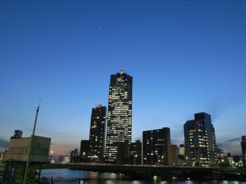 再び隅田川