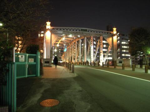 橋の多い街