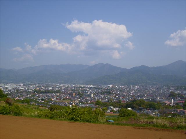 丹沢の雲59
