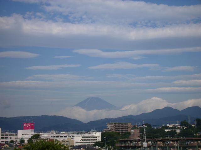 夏の富士08