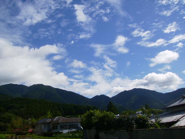 夏の青空26