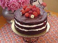 ベリーファッジケーキ BLOG