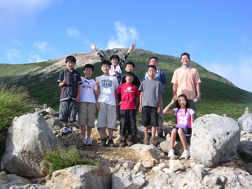 2006白山登山隊 027