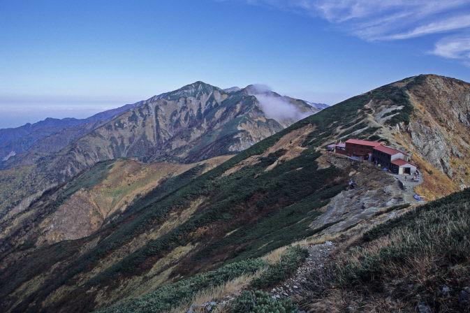 五竜山荘10