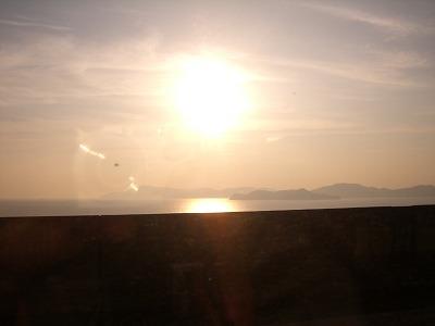 帰り車窓 (2)