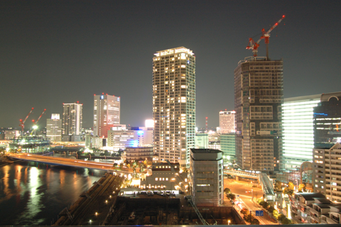 Around Yokohama Station