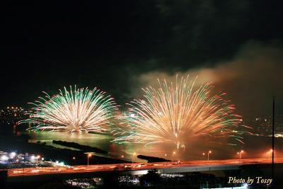 淀川花火2009