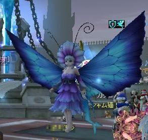 4月21日妖精さん