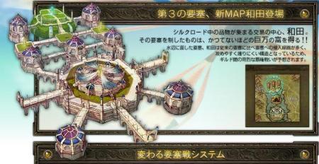 公式に載ってた和田要塞全体図