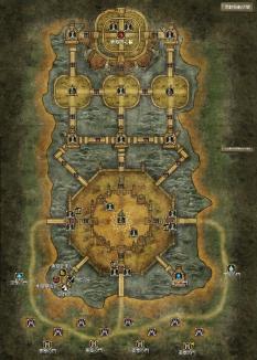 和田要塞マップ